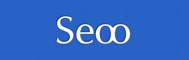 Seoo, le logo